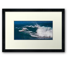 Andy Irons At O'Neill World Cup of Surfing 06-8 Framed Print