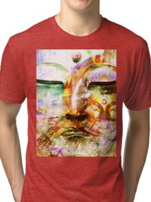 Buddha, Baby Tri-blend T-Shirt