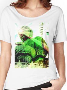 Green Buddha Women's Relaxed Fit T-Shirt