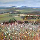 &#x27;Meadow Grasses, Anzac Hill&#x27; (Seymour) by Lynda Robinson
