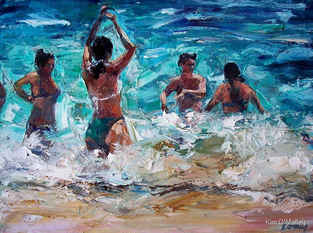 Summer Daze 1 by Kim O'Malley