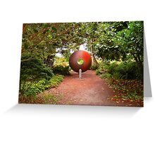 The Focal Point Greeting Card