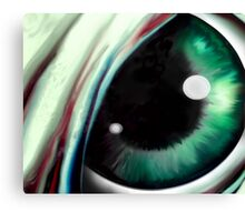 Eye c u... Canvas Print