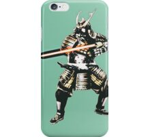 Samurai Jedi iPhone Case/Skin