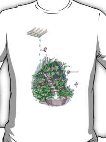Flowform Edible Station Garden T-Shirt
