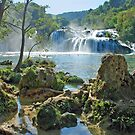 Krka national park - Croatia by Arie Koene