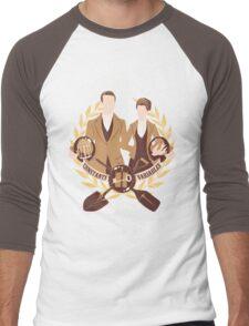 Constants and Variables Men's Baseball ¾ T-Shirt