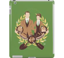 Constants and Variables iPad Case/Skin