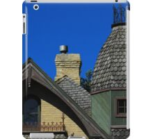 House Windows and Turret iPad Case/Skin