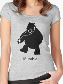 iBumble Women's Fitted Scoop T-Shirt