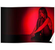 Red Light Girl Poster