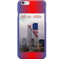 9-11 Memorial iPhone 4 case iPhone Case/Skin