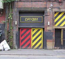 Dry Bar - Manchester by leedgreen