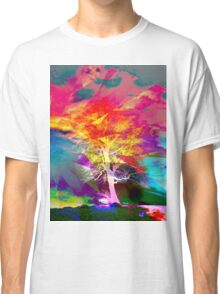One Tree Thrice - DOS Classic T-Shirt