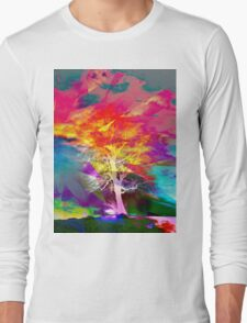 One Tree Thrice - DOS Long Sleeve T-Shirt