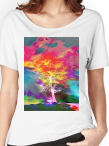 One Tree Thrice - DOS Women's Relaxed Fit T-Shirt