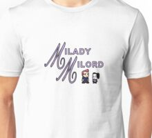 Milady and Milord Unisex T-Shirt