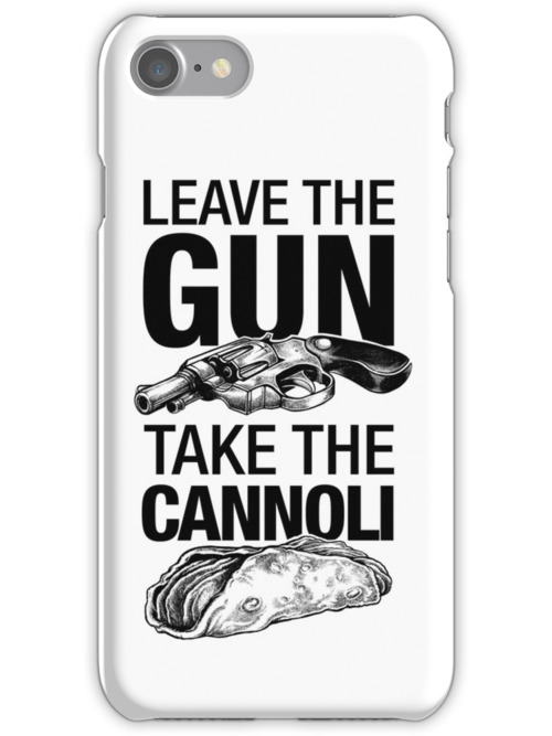 Leave the Gun Take the Cannoli by Vincent Carrozza