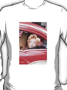 Marilyn Monroe iPhone Case T-Shirt