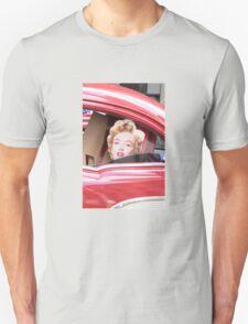Marilyn Monroe iPhone Case Unisex T-Shirt