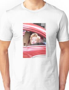 Marilyn Monroe iPhone Case Unisex T-Shirt