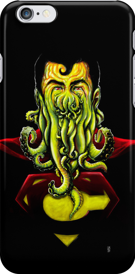 SuperCthulhu by Vincent Carrozza