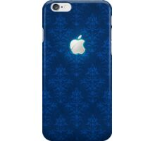 Lush Blue iPhone Case/Skin