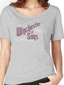 Winchester and Sons (Ladies) Women's Relaxed Fit T-Shirt