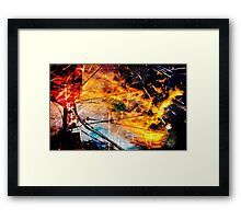 Into the Akasha Framed Print