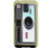 retro camera iphone case Samsung Galaxy Case/Skin