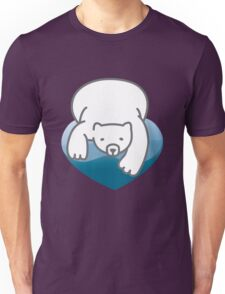 Polar Heart Unisex T-Shirt