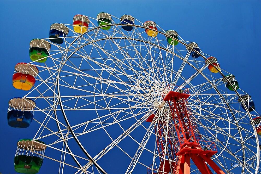 Ferris Wheel Colour by Kate Wall
