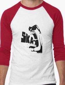 Ska tribute Men's Baseball ¾ T-Shirt