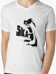 Ska tribute Mens V-Neck T-Shirt