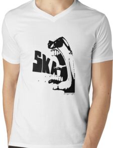 Ska tribute Mens V-Neck T-Shirt