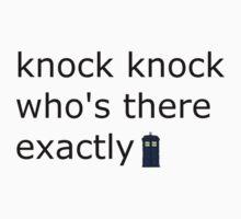 doctor who joke by Kingfrederik