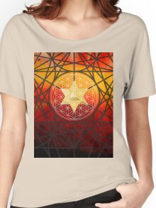 Metatron Is Having Me For Dinner Tonight Women's Relaxed Fit T-Shirt