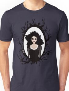 I keep my dark thoughts deep inside. Unisex T-Shirt