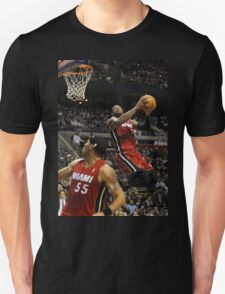 dwyane wade miami heat T-Shirt