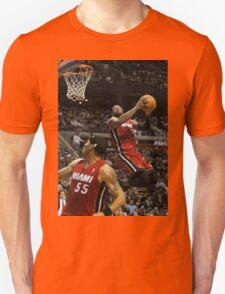 dwyane wade miami heat T-Shirt