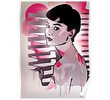 Audrey Hepburn 2011 Poster