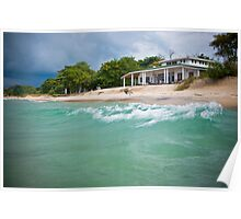 The Beach House, Chintheche, Malawi Poster