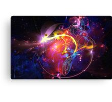 Time For Mastery Canvas Print