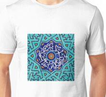 Beautiful Persian Mosaic Design Unisex T-Shirt