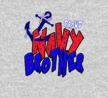 Proud Navy Brother Unisex T-Shirt