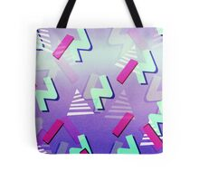 80s pattern I Tote Bag