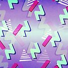 80s pattern I by siins