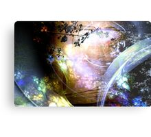 Mystical Morning Metal Print