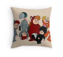 The Lost Boys - Peter Pan Throw Pillow
