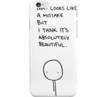 Beautiful Mistake iPhone Case/Skin
